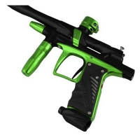 Маркер 2012 Bob Long G6R Intimidator Black/Lime