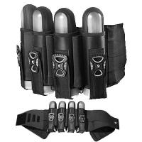Харнес Pack 4+3 Black