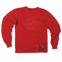 Кенгурушка Hooded Pullover Red