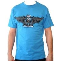 Футболка TNKD Tribute Turquoise